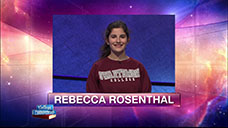 [Jeopardy! 2018 College Championship - Rebecca Rosenthal]