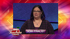[Jeopardy! 2019 Teachers Tournament - Sara DelVillanova]
