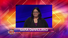 [Jeopardy! 2019 Teachers Tournament - Sara DelVillano]