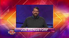 [Jeopardy! 2019 Teachers Tournament - Joe Rengstorg]