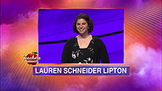 [Jeopardy! 2020 Teachers Tournament - Lauren Schneifer Lipton]