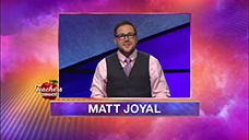 [Jeopardy! 2020 Teachers Tournament - Matt Joyal]