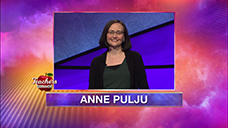 [Jeopardy! 2020 Teachers Tournament - Anne Pulju]