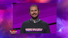 [Jeopardy! 2020 Teachers Tournament - Sam Matson]