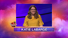 [Jeopardy! 2020 Teachers Tournament - Katie Labarge]