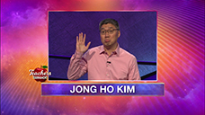 [Jeopardy! 2020 Teachers Tournament - Jong Ho Kim]