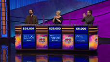 [Jeopardy! 2020 Teachers Tournament - Image of the final results]