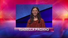 [Jeopardy! 2018 TeeTeenment - Isabella Pagano]