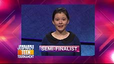 [Jeopardy! 2018 Teen Tournament - Emma Arnold]