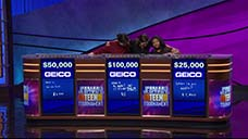 [Jeopardy! 2018 Teen Tournament - Finals special image #2]